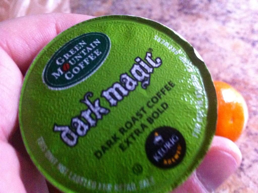 Dark Magic Coffee Pod